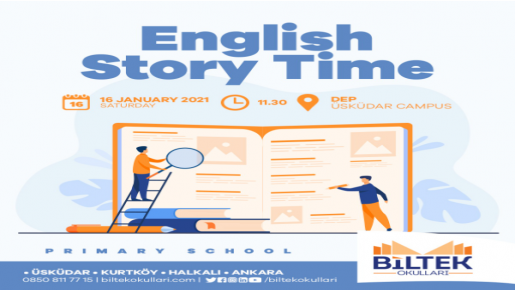 English Story Time